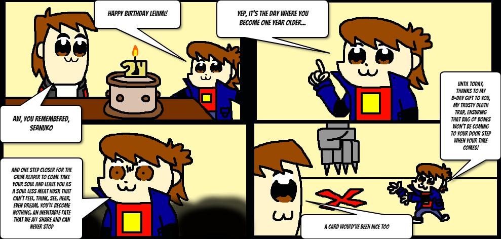Brown Team epic birthday by Bermattra on DeviantArt