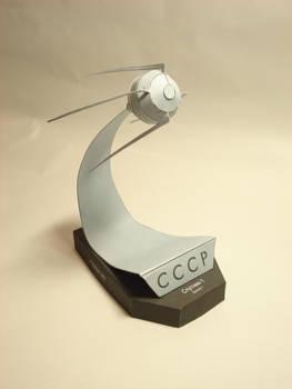 Sputnik 1 Display Model papercraft