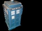 TARDIS Papercraft Templates