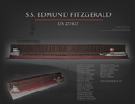Edmund Fitzgerald Paper Model