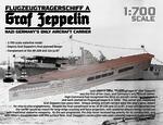 Nazi Aircraft Carrier Graf Zeppelin Paper Model