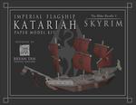 Skyrim - Katariah Paper Model