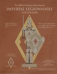 Elder Scrolls Online - Imperial Soldier Papercraft
