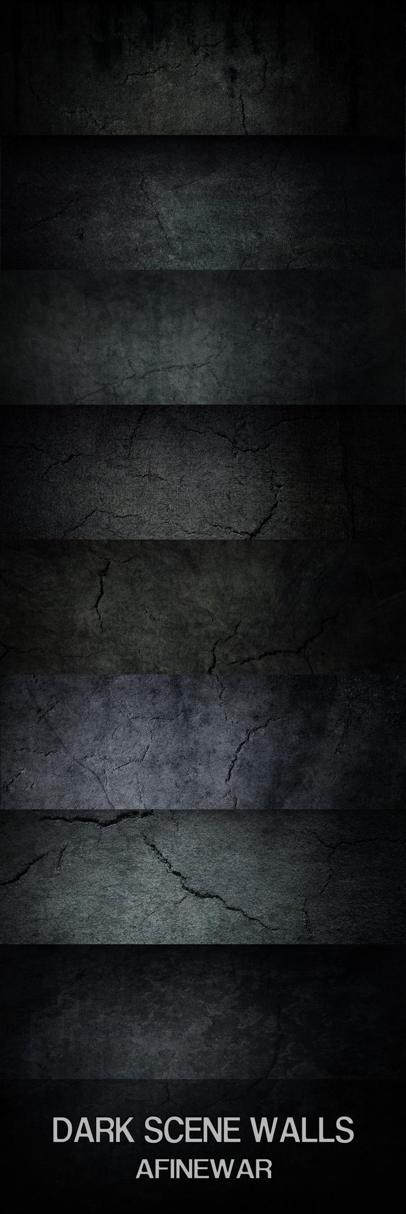Dark City Walls