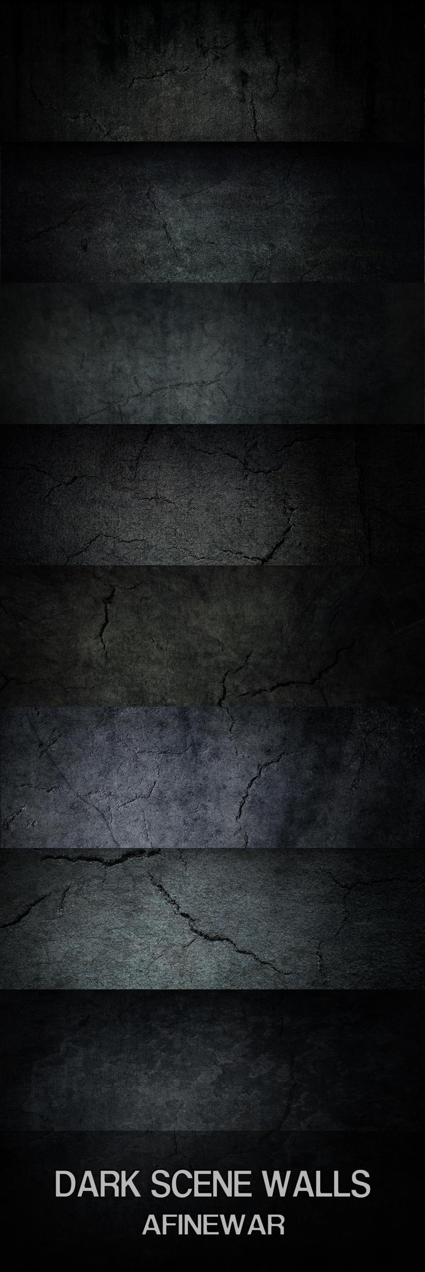 Dark City Walls by AFineWar