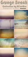 Grunge Beach Collection - Textures