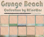 Grunge Beach Collection - Polaroids