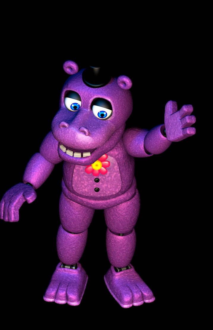 Mr Hippo V4 1 by EmmanuelGames on DeviantArt