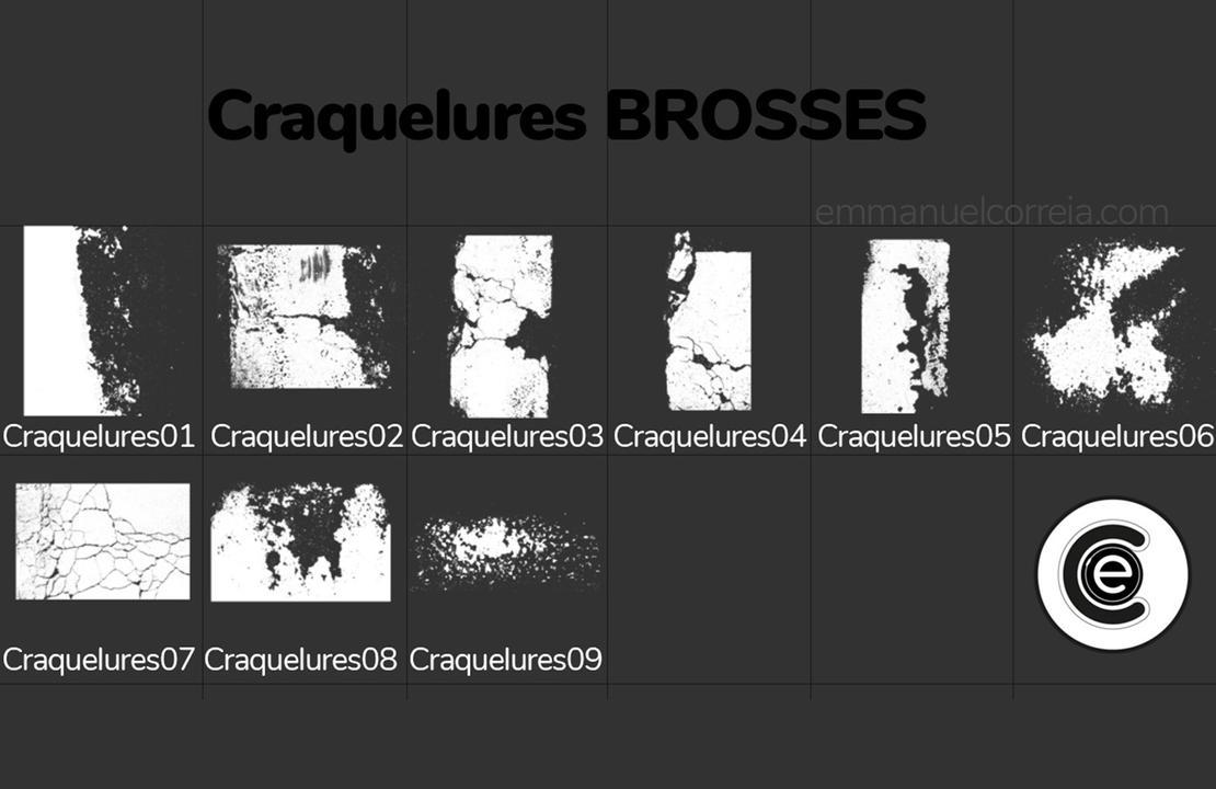 Craquelures by correiae