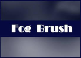Fog brush
