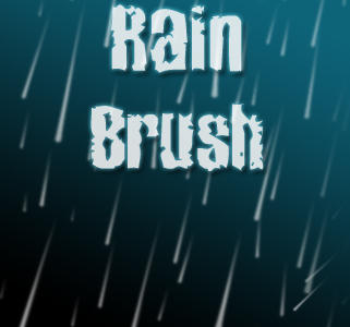 Rain Brush by Miciaila