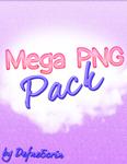 Mega PNG Pack by DefneEcrin