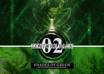 Texture Pack 2 - Shades of Green