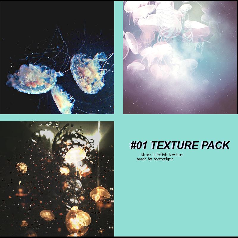 #01 Texture Pack-Jellyfish Textures by TheDarkSideOfChicken