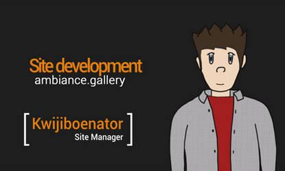 Animation: Site development by kwijiboenator