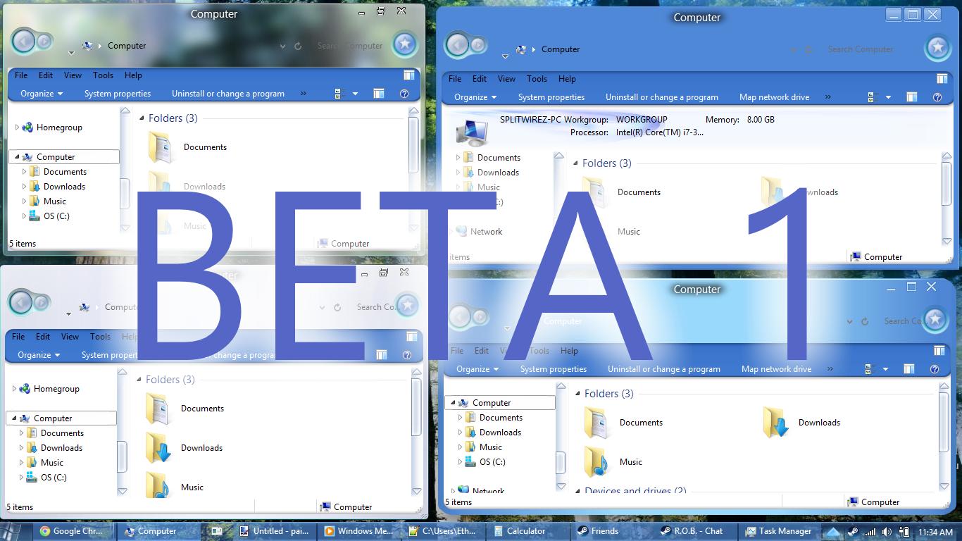 Plexcellent VS for Windows 8.1u1 BETA 1 DL IN DESC