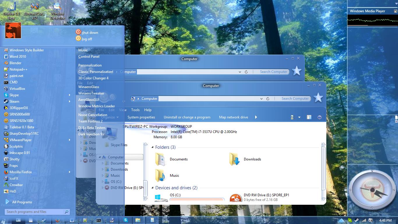 Plexcellent VS for Windows 8.1u1 (WIP 12)