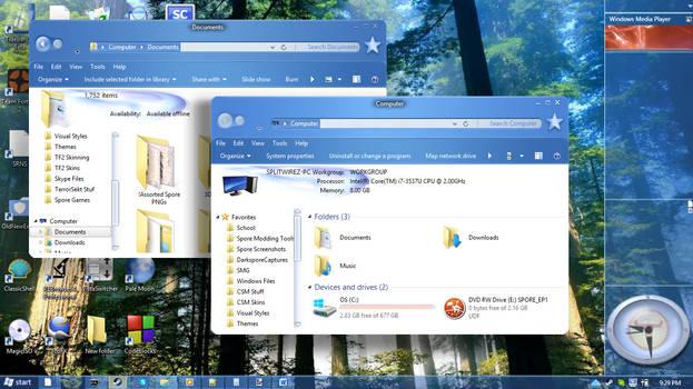Plexcellent VS for Windows 8.1u1 (WIP 13)