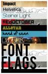 Font Flags