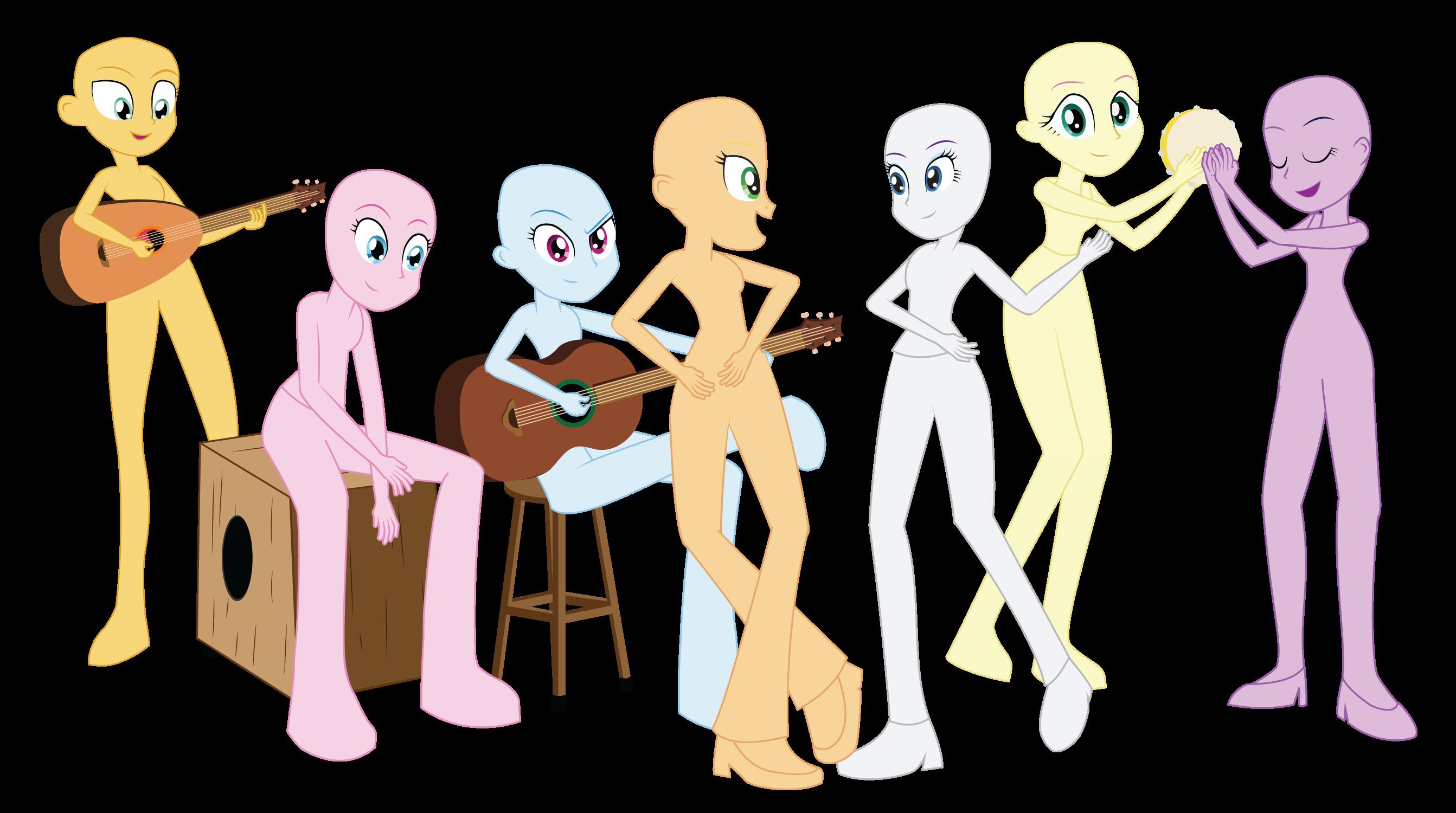 Фото пони манекены девушки эквестрии девочка и мальчик