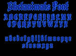Skelanimals Font