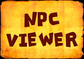 [PKMN-S] NPC Viewer v1