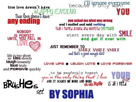 Love_brushes by Sophia9McC9Bek