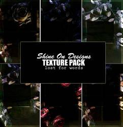 Lostforwords-texturepack-shineondesigns