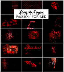 Passionforred-texturepack-shineondesigns