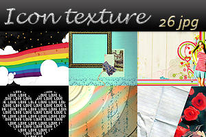 Icon textures pack by AyameRD