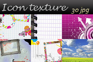 Icon texture pack 002 by AyameRD