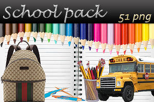 School png pack by AyameRD