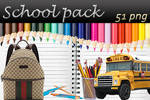 School png pack