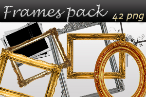 Frames Pack by AyameRD