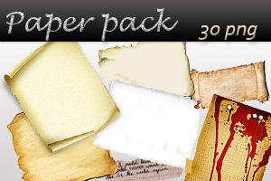 Paper pack by AyameRD