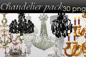 Chandelier pack