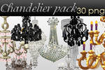 Chandelier pack