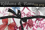 Ribbons and Bows pack