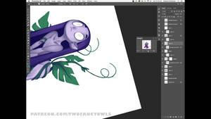 Grape Fairy Process Video