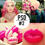 PSD 'WeHeartIt'