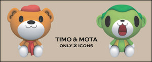 Timo and Mota by jeus
