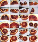 Citrus Stock- Blood Orange B