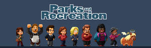 A tribute to Parks and Rec (Animated)