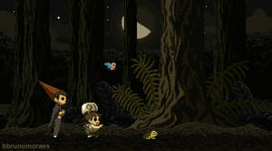 A tribute to Over the Garden Wall