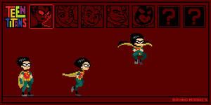 (Animated) Teen Titans! 1/7