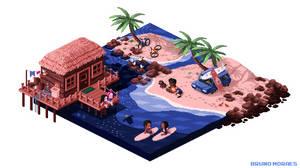 (Animated) Beach mood