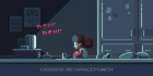 Space Punch - Mari