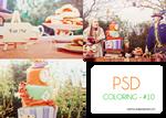 [10] PSD Coloring - by@CreamyLuAh