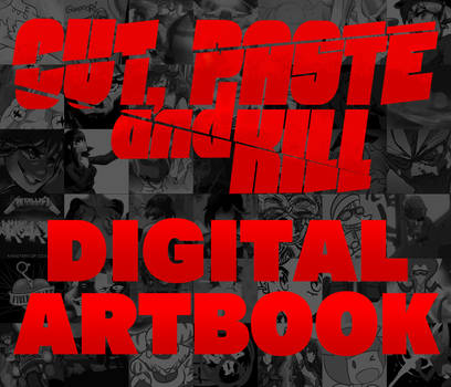 Cut, Paste and Kill: Digital Artbook by Triple-Q