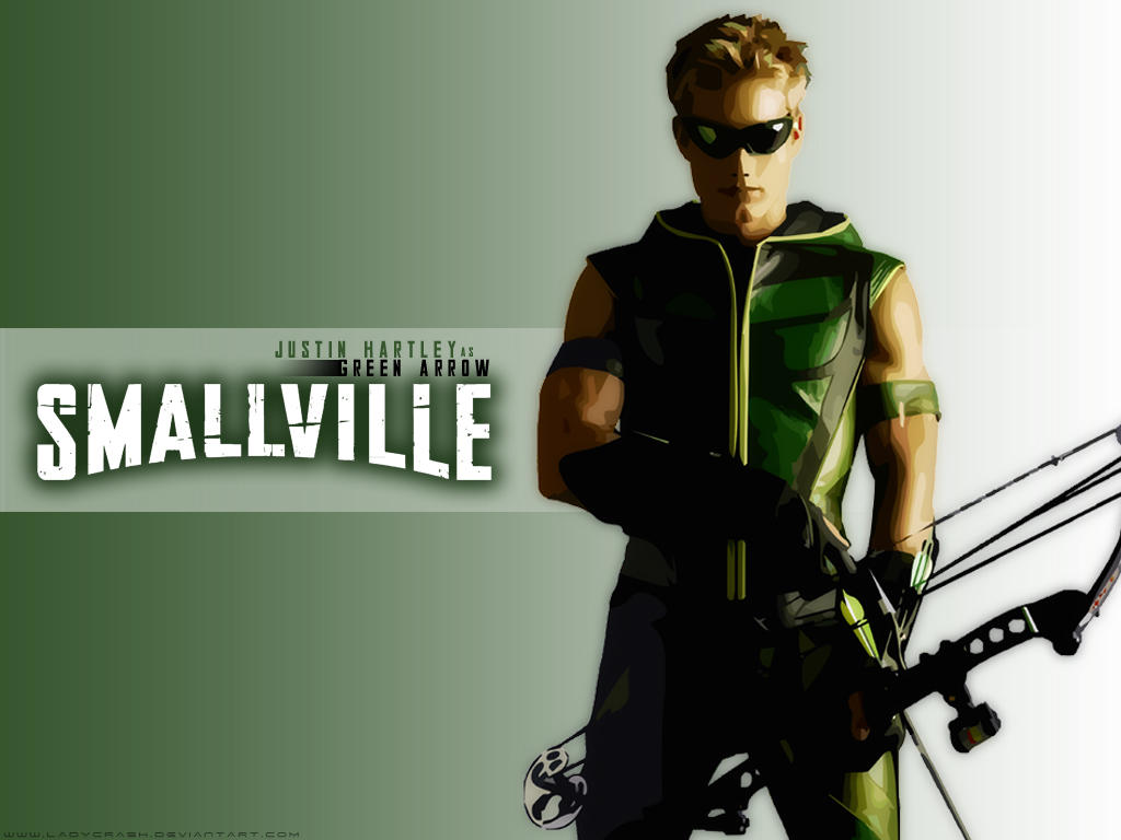 Green Arrow Wallpaper By Ladycrash